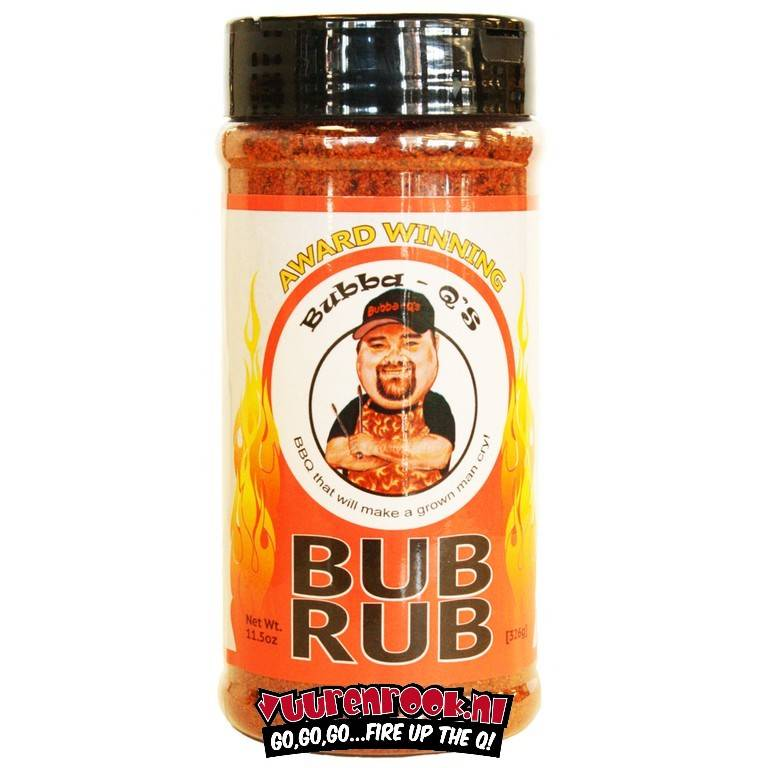 Bubba Q's Bubba Q's Bub Rub