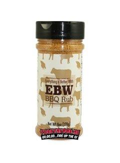 EBW EBW BBQ Rub 6oz