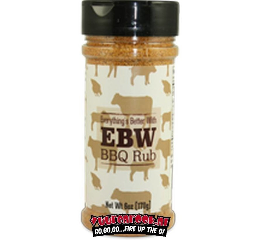 EBW BBQ Rub 6oz