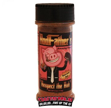 Rodfather's Rodfather's Respect the Rub Specialty Rub 4oz