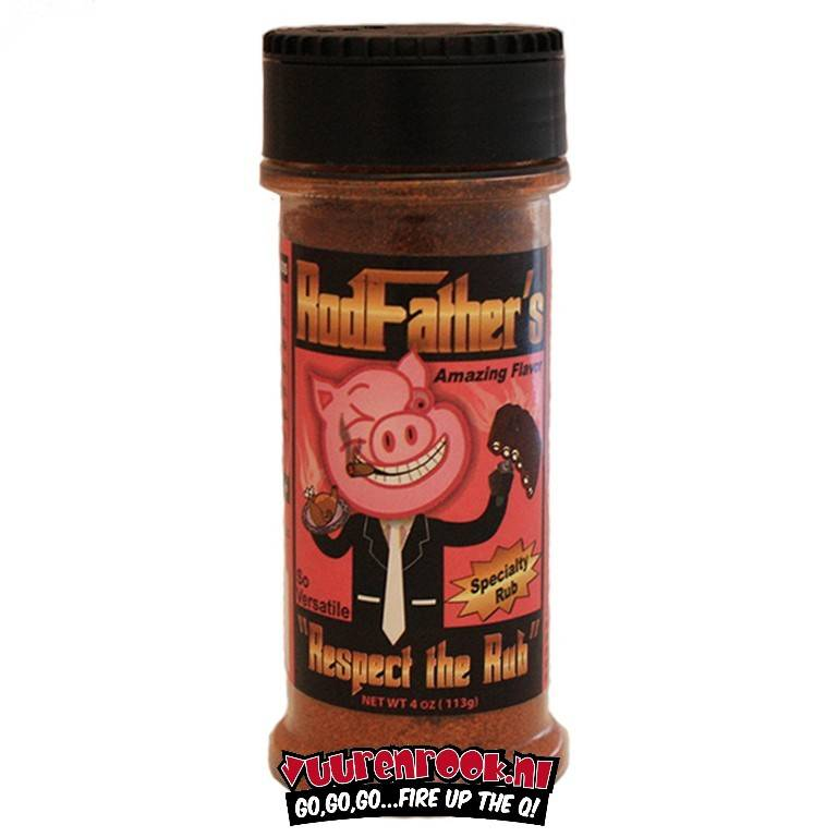 Rodfather's Rodfather's Respect the Rub Specialty Rub