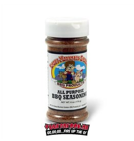 Smoky Mountain Smoky Mountain Smokers All Purpose BBQ Seasoning