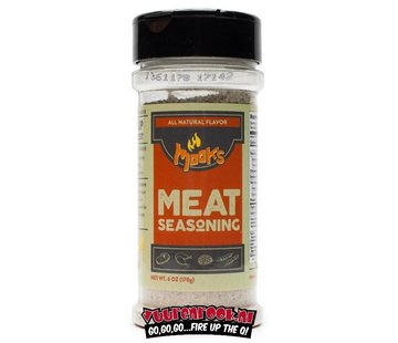 Mook's Meat Mook's Meat Seasoning 6oz