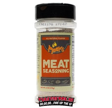 Mook's Meat Mook's Meat Seasoning