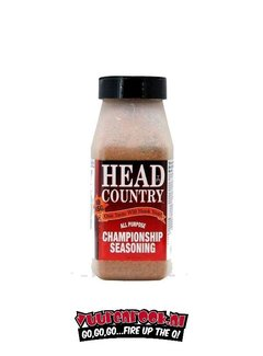 Head Country Head Country Championship Seasoning NO MSG