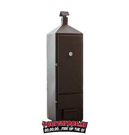 Smoki Vuur&Rook Professional Double Walled Smoker 150 cm