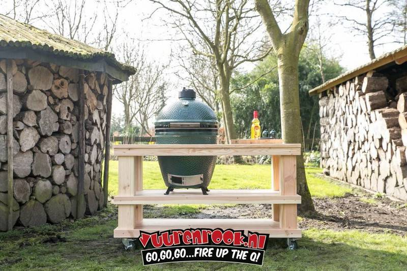 Big Green egg Big Green Egg Fire Ring XXLarge