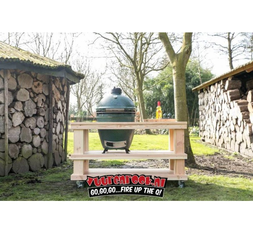 Big Green Egg Fire Ring Small