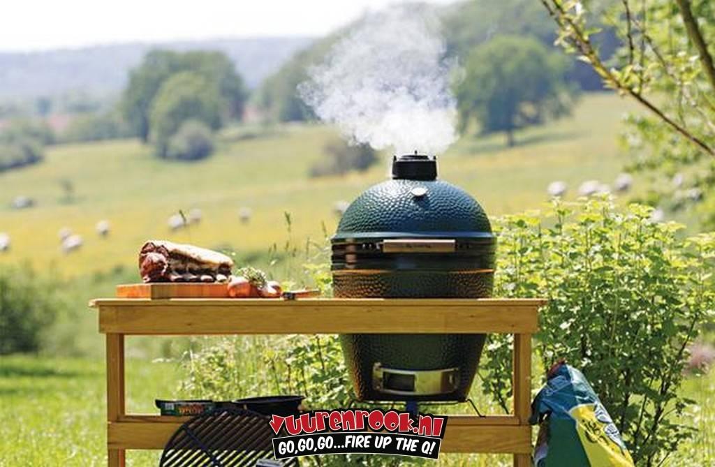 Big Green egg Big Green Egg Fire Ring MiniMax