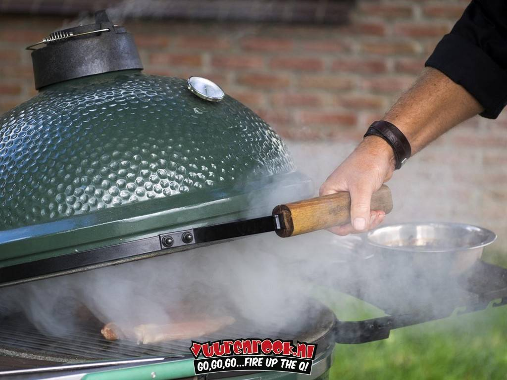 Big Green Egg Big Green Egg Draft By Large / Medium