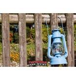 Feuerhand Original Feuerhand Stormlantaarn Pastel Blauw