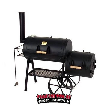 Joe's BBQ Smoker Joe's BBQ Smoker 16'' Wild West