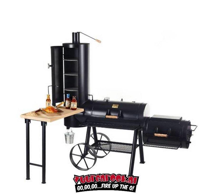 Joe's BBQ Smoker 16'' Chuckwagon