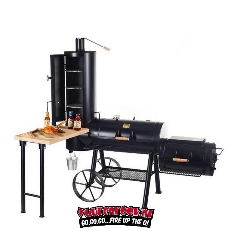 Joe's BBQ Smoker Joe's BBQ Smoker 16 '' Chuckwagon