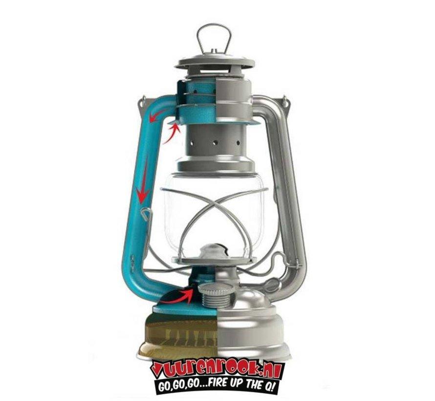 Original Feuerhand storm lantern Bronze
