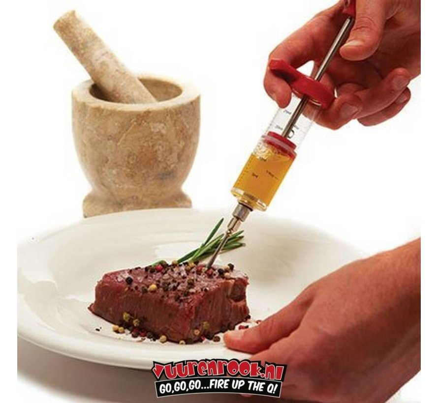 Grillpro Injector