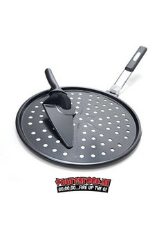 Grillpro GrillPro Non-Stick Pizza Grill Pan