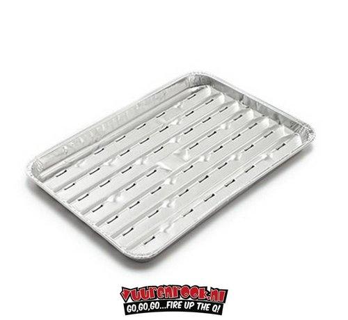Grillpro GrillPro Aluminium Grillschalen 3 st