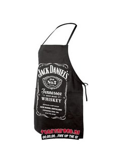 Jack Daniel's Jack Daniels Classic BBQ Schort