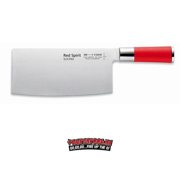F-Dick F-Dick Red Spirit Chinese Chef's Knive Slicing 18cm
