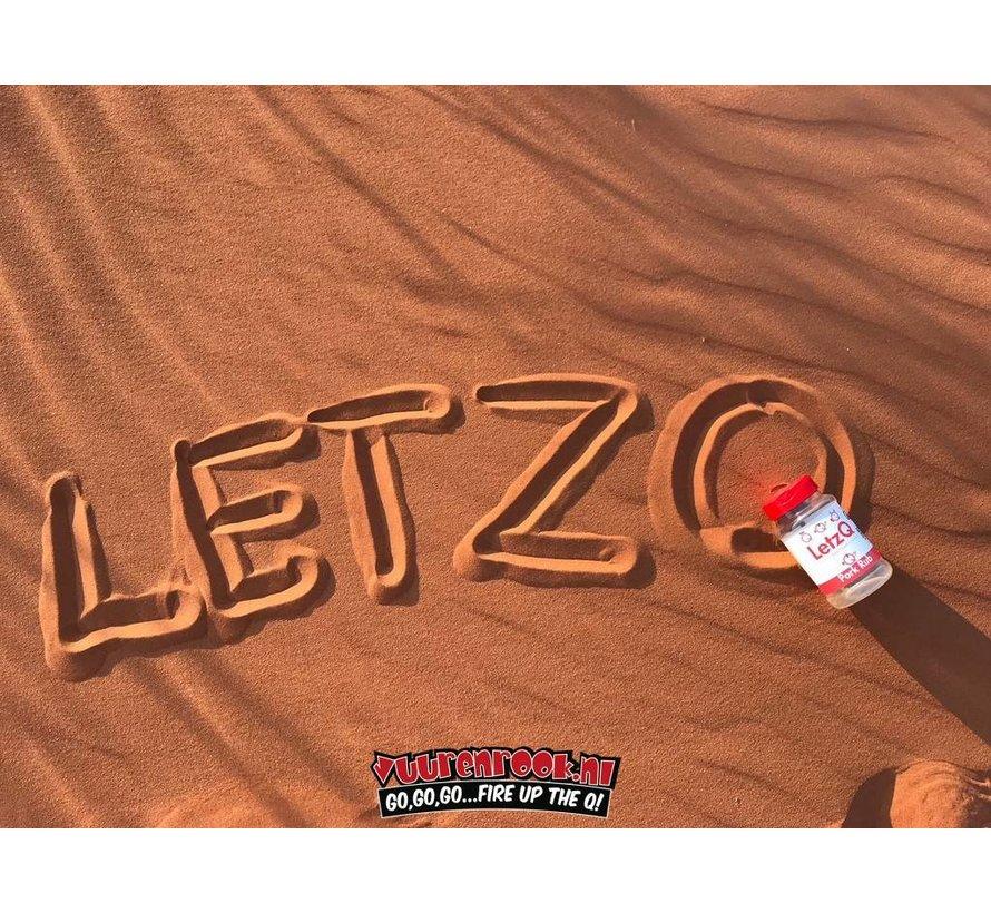 LetzQ Award Winning Chicken Rub 100 gram