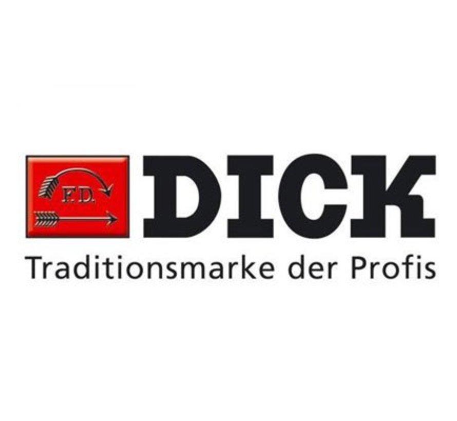 F-Dick Klapstaal Inclusief Standplaat
