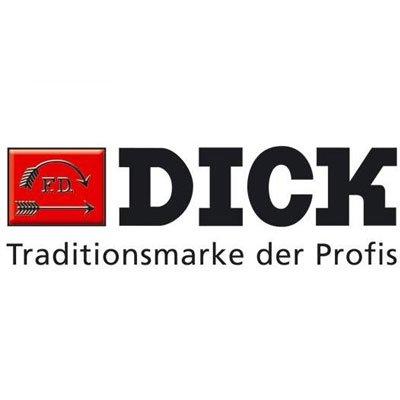 F-Dick F-Dick Klappstahl Inklusive Standplatte