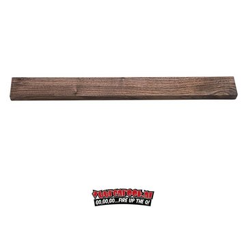 Laguiole Laguiole Magnetic Knife Rack Walnut 50cm