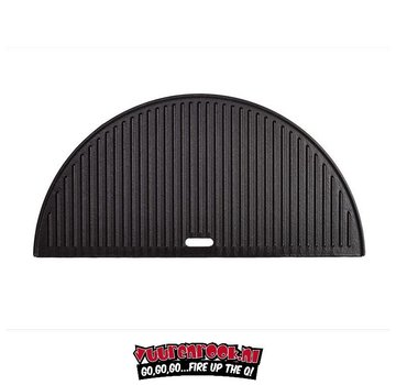 Kamado Joe Kamado Joe Two-sided cast iron grill plate Big Joe