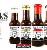 Big Rick's Big Rick's Chipotle BBQ-Sauce 1/2 Gallone
