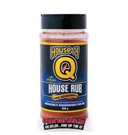 House of Q House of Q House Rub 300 grams