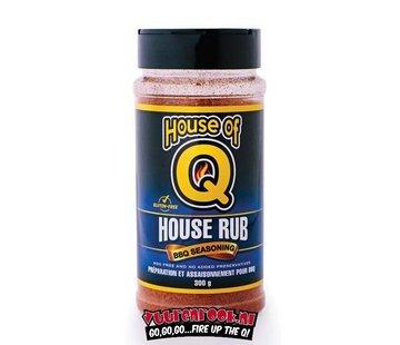House of Q House of Q House Rub 10.5oz