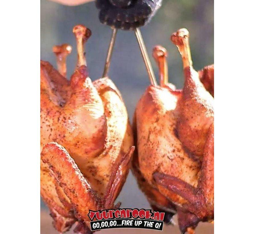 Pit Barrel Cooker Turkey Hanger