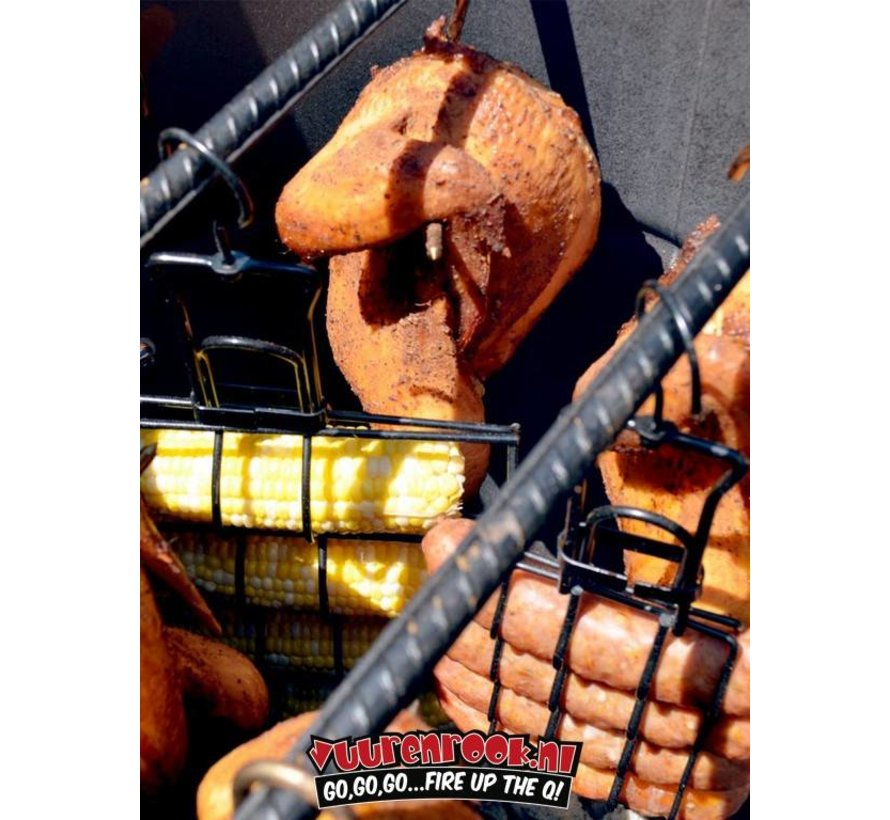 Pit Barrel Cooker Maïs Hanger