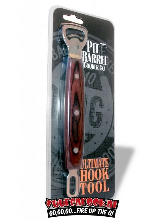 Pit Barrel Cooker Pit Barrel Cooker Ultimate Hook Tool