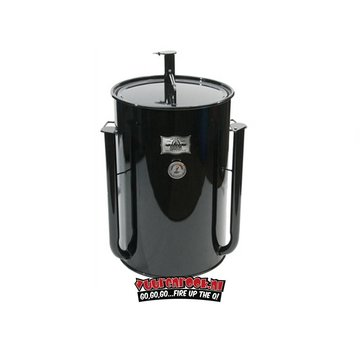 Gateway Gateway Drum Smokers - 55 Gallon Logo Plate Zwart