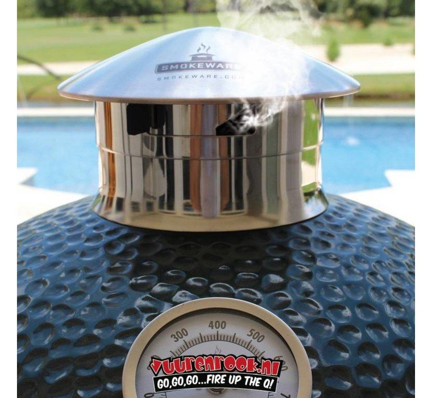 Smokeware RVS Chimney Cap (Schoorsteen)
