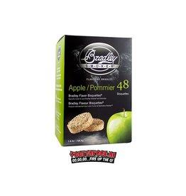 Bradley Smoker Bradley Smoker Apple Bisquettes 48 pcs.