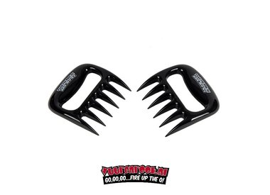 BBQ Meat Claws & Jaccard Tenderizer