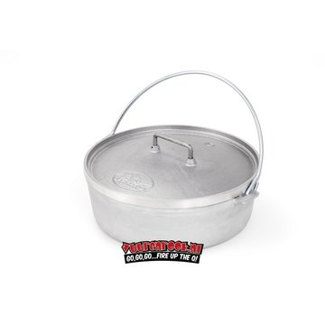 Aluminium Dutch Oven 10