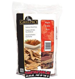 Grillpro Grillpro Maple Smoking chips 900 grams