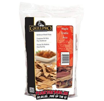 Grillpro Grillpro Maple Rookchips 900 gram