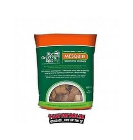 Big Green Egg Big Green Egg Mesquite Chunks 3 kilos
