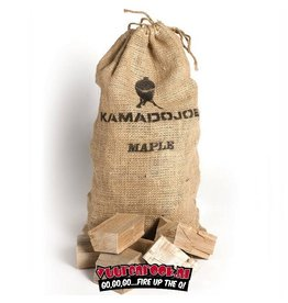 Kamado Joe Kamado Joe Maple Chunks 3 Kilo