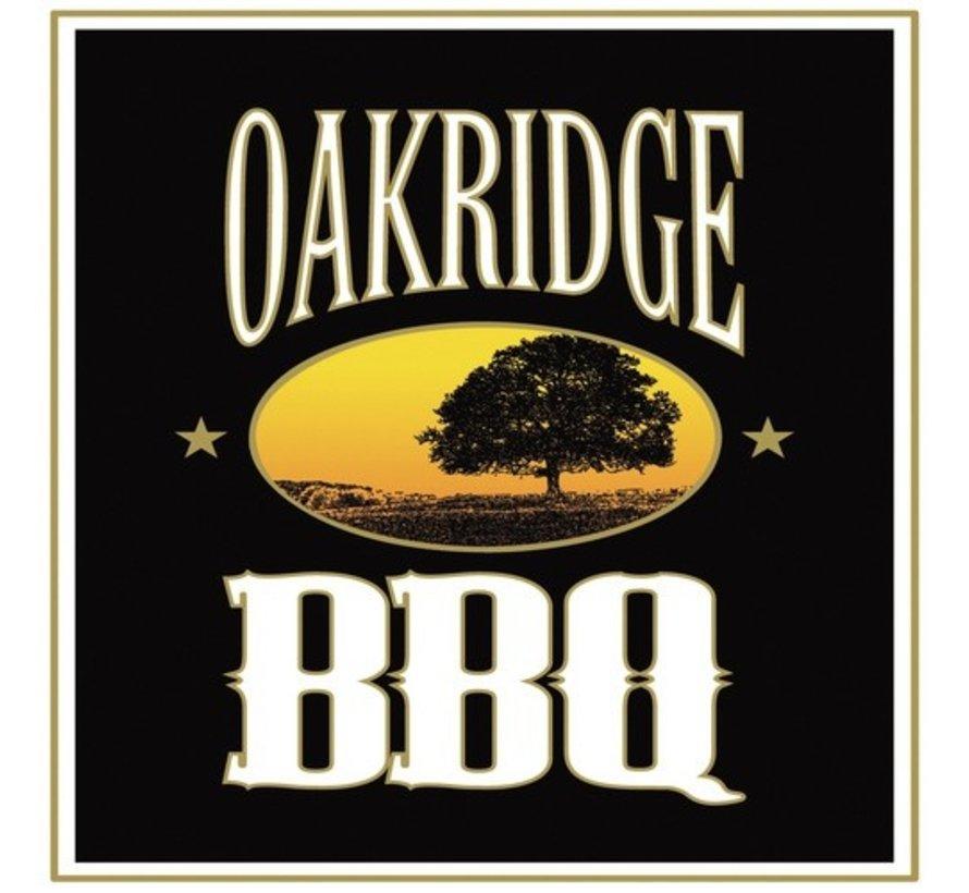 Oakridge Limited Edition Crucible Ghost Chile Rub 6oz
