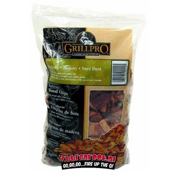 Grillpro Grillpro Hickory Rookchips 900 gram