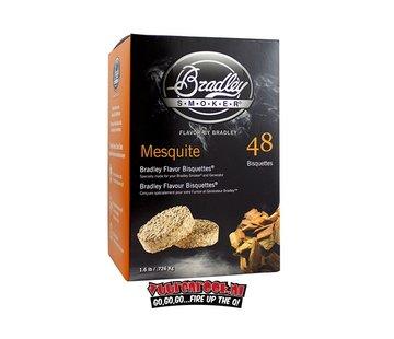 Bradley Smoker Bradley Smokers Mesquite Bisquetten 48 st.