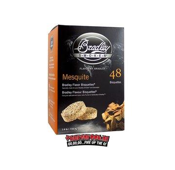 Bradley Smoker Bradley Smokers Mesquite Bisquettes 48 pcs.