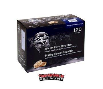 Bradley Smoker Bradley Smokers Pacific Blend 120 st.