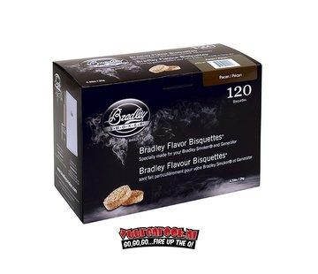 Bradley Smoker Bradley Smokers Pecannoot Bisquetten 120 st.